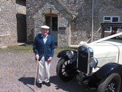 Which is older, John or the Austin 1204 ? Gallery